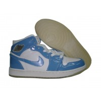 Air Jordan Retro 1 baby blue white