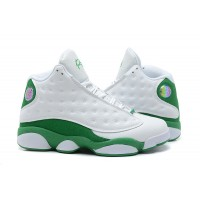 Air Jordan 13 Retro White Green