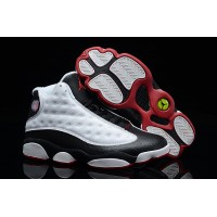 Air Jordan 13 Retro White Red Black