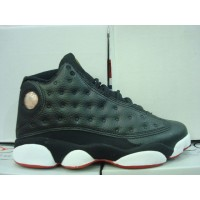 Air Jordan 13 black true red white