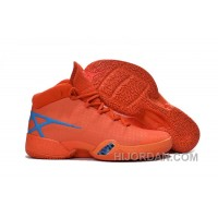 Air Jordan 30 XXX AJ30 Orange Lastest BAdwk