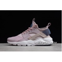 Women WMNS Nike Air Huarache Run Ultra Elemental Rose Diffused Blue 847568-601 Online