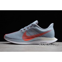 Nike Air Zoom Pegasus 35 Turbo 2.0 Obsidian Mist/Bright Crimson AJ41114-402 New Year Deals
